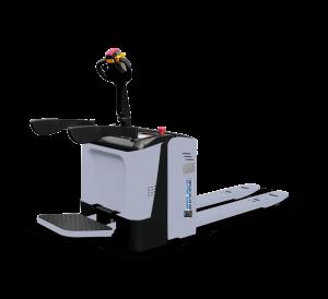 Transpalette électrique AC avec plate-forme pour opérateur Stärke LiftMaxx d'une capacité de 5000 lb