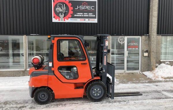 Chariot élévateur/lift Starke 6000lbs