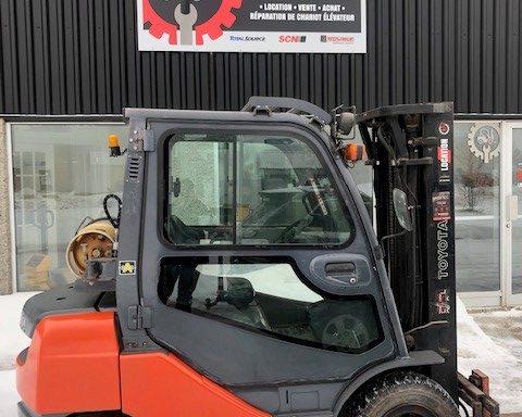 Chariot élévateur / Lift Toyota
