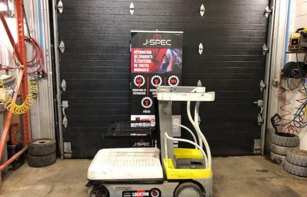 chariot élévateur/lift/forklift crown