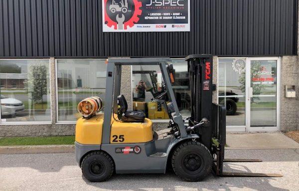 Chariot élévateur/ Lift/ Forklift TCM VENDU