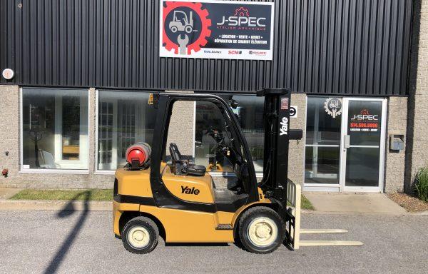 Chariot élévateur/Lift/Forklift Yale VENDU