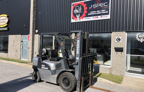 Chariot élévateur/Lift/Forklift Nissan