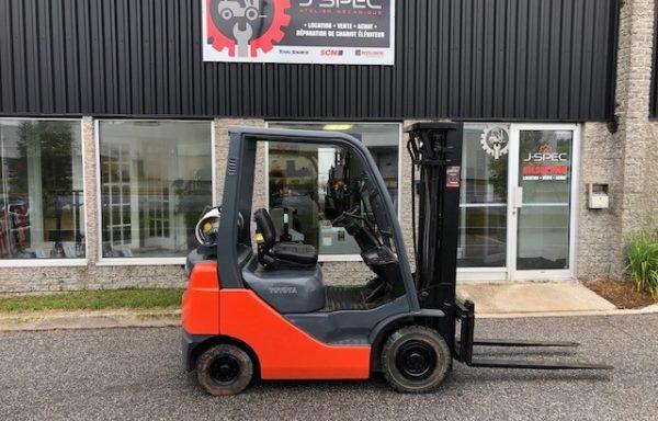 chariot élévateur / lift/ Forklift Toyota