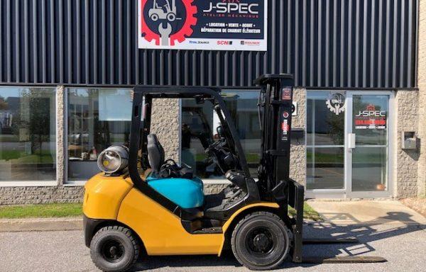 Chariot élévateur / Lift / Forklift Komatsu ( hamech)