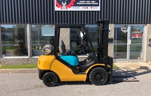 Chariot élévateur / Lift/ Forklift/ Komatsu ( hamech)