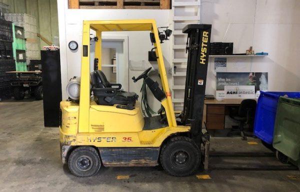 Chariot élévateur/ lift/ Forklift Hyster