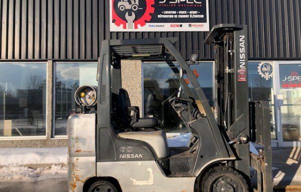 Chariot élévateur /Lift /Forklift Nissan