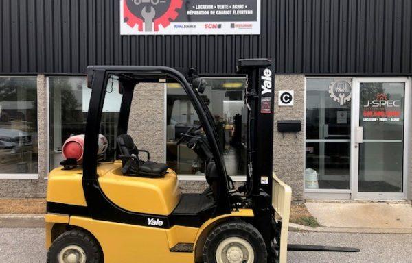 Chariot élévateur /Lift/Forklift Yale