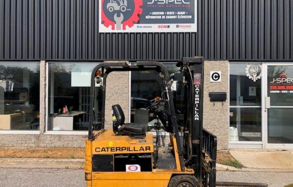 Chariot élévateur/Lift/Forklift Caterpillar