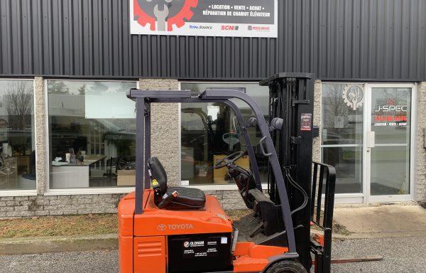 chariot élévateur/lift/forklift Toyota