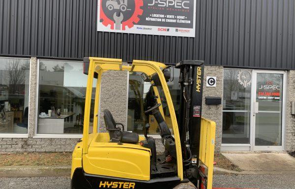 chariot élévateur/lift/forklift Hyster
