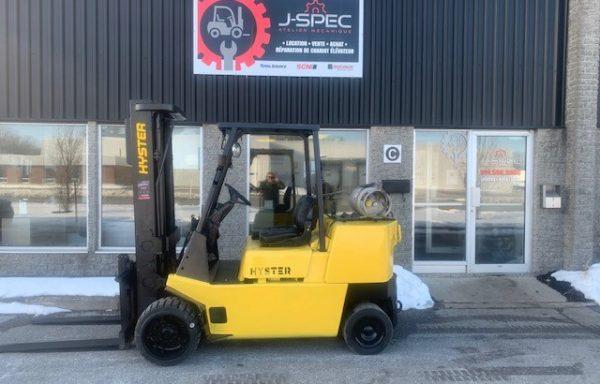 chariot élévateur /lift/forklift Hyster